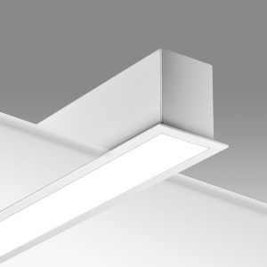 چراغ خطی LED توکار مدل لاین - line