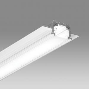 چراغ خطی توکار مدل اسلیم - Slime