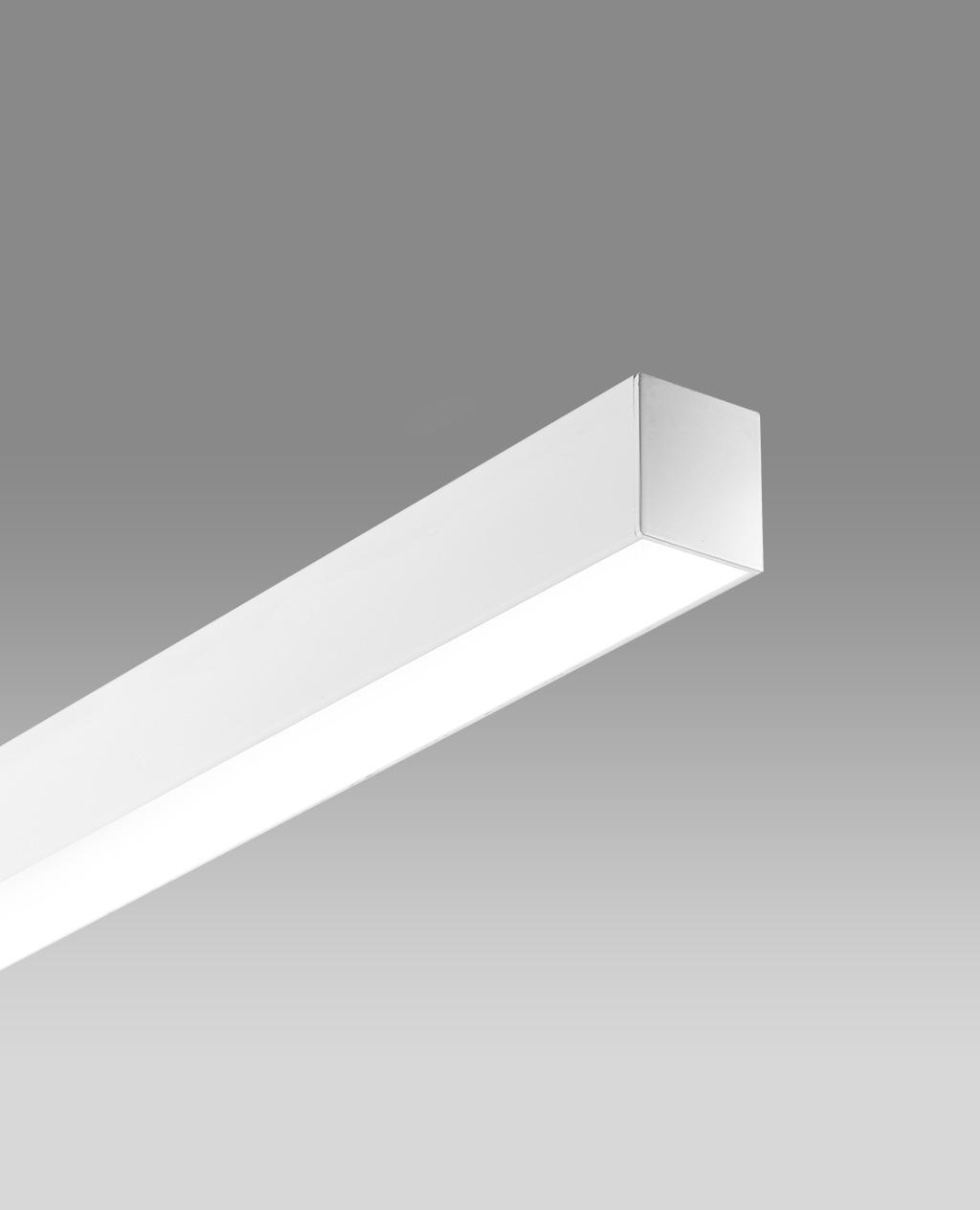 چراغ خطی ورونا عرض 4 سانتی متر - نورانه