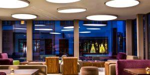 روشنایی هتل