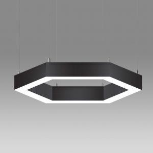 چراغ هگزا رینگ آویز – Hexa