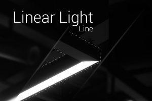 چراغ روشنایی خطی مدل لاین ( نور خطی) سمفونی چراغ خطی لاین، چراغهای یونیک، رینگو