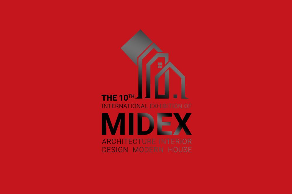 نمایشگاه میدکس 98 نورانه تولید کننده چراغ های خطی ( نور خطی)