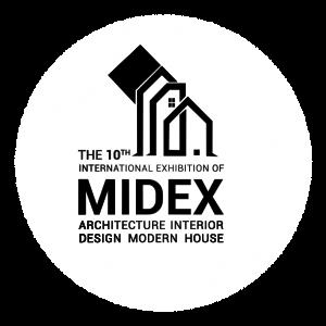 لوگوی نمایشگاه میدکس