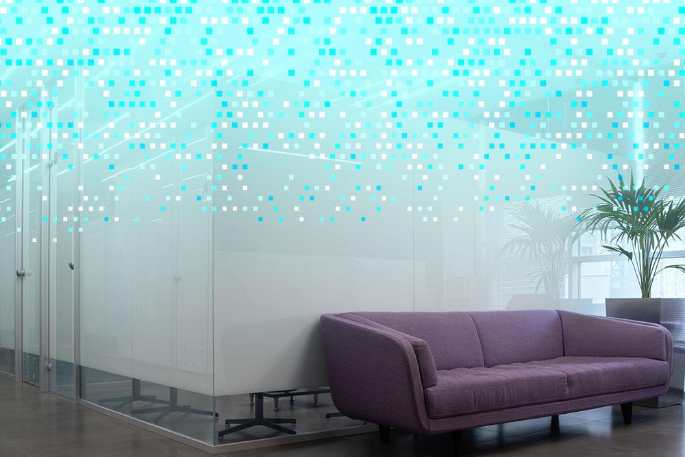 تصویر نمایش هوشمند سازی کلینیک زیبایی جردن
