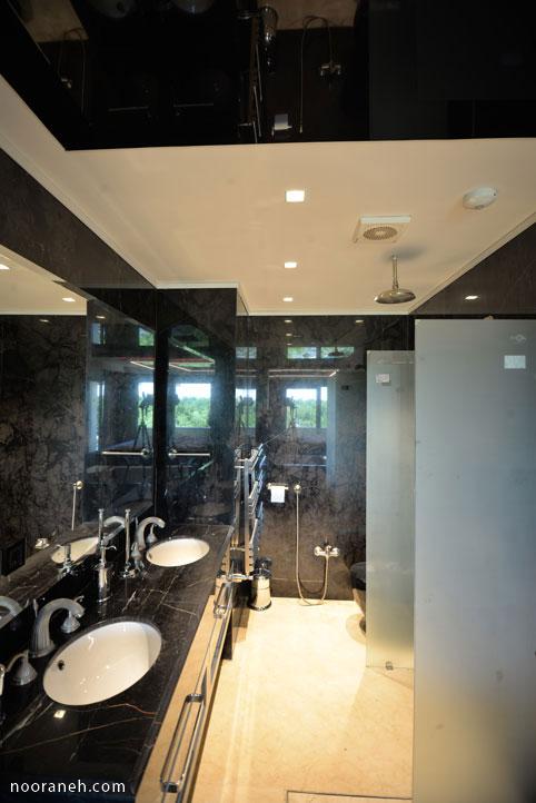 نورخطی ( چراغ خطی ) لاین برای منزل مسکونی صنایع روشنایی نورانه