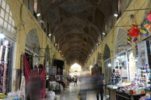 بازار وکیل شیراز پروژه ایستگاه مترو وکیل الرعایا نورانه روشنایی چراغ خطی لاین